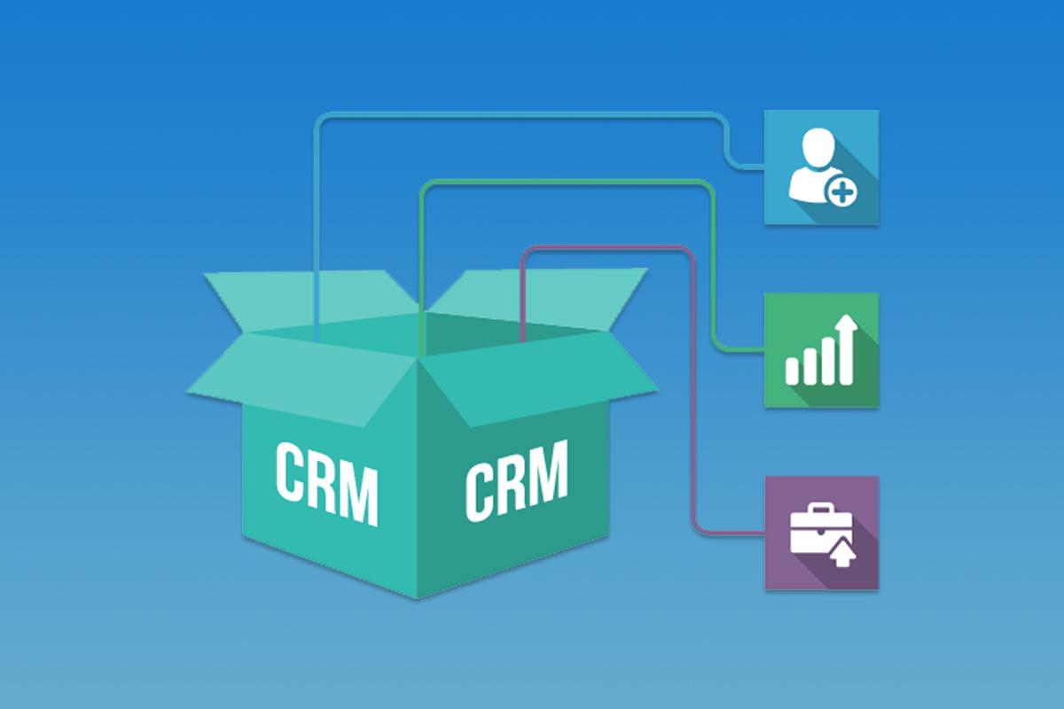 CRM 5 Benefits